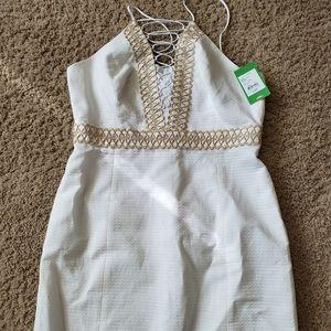 Trista Shift Dress